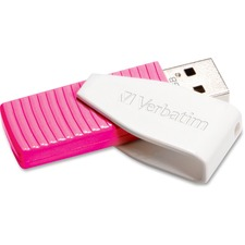VER 49813 Verbatim Swivel USB Flash Drive VER49813