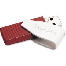 VER 49814 Verbatim Swivel USB Flash Drive VER49814