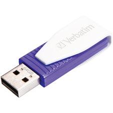 VER 49816 Verbatim Swivel USB Flash Drive VER49816