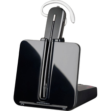 Plantronics CS540-XD Earset - Mono - Wireless - 350 ft - Over-the-ear - Monaural - Outer-ear - Noise Cancelling Microphone