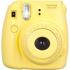 Fujifilm Instax Mini 8 Camera - Yellow