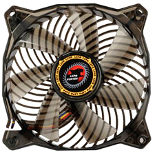Lepa Vortex 12cm Pwm Fan High Cfm Low Noise / Mfr. No.: Lp-Vx12p
