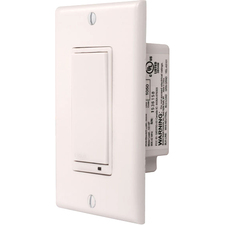 Linear WT00Z: Z-Wave 3-Way Wall Accessory Switch