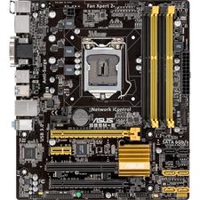Asus B85M-E/CSM Desktop Motherboard - Intel Chipset - Socket H3 LGA-1150