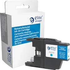ELI 75774 Elite Image Remanuf BRT LC71/75 Ink Cartridge ELI75774