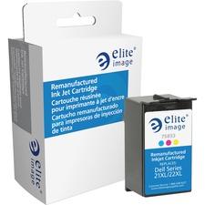 ELI 75853 Elite Image 75853 Reman. 21XL/22XL Ink Cartridge ELI75853