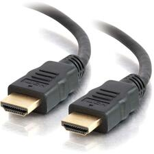 C2G 0.5m High Speed HDMI Cable with Ethernet (1.6ft)