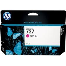 HP 727 (B3P20A) Original Ink Cartridge - Single Pack - Inkjet - Standard Yield - Magenta - 1 Each
