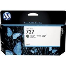 HP 727 (B3P22A) Ink Cartridge - Matte Black - Inkjet - Standard Yield - 1 Each