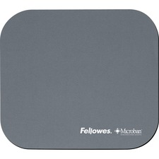 FEL 5934001 Fellowes Microban Antimicrobial Mouse Pad FEL5934001