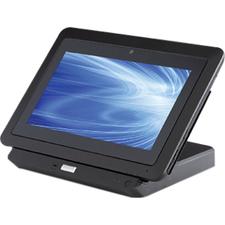 """Elo ETT10A1 Tablet - 10.1"""" - 2 GB DDR3 SDRAM - Intel Atom N2600 Dual-core (2 Core) 1.60 GHz - 32 GB SSD - Windows 7 Embedded - 1366 x 768 - Black"""