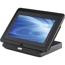 "Elo ETT10A1 Tablet - 10.1"" - 2 GB DDR3 SDRAM - Intel Atom N2600 Dual-core (2 Core) 1.60 GHz - 32 GB SSD - 1366 x 768 - Black"
