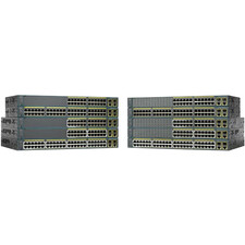 Cisco Catalyst 2960-Plus 24LC-L Ethernet Switch