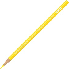 Prismacolor Premier Soft Core Colored Pencil - Canary Yellow Lead - 12 / Dozen