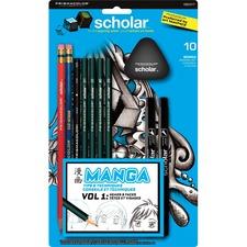 Prismacolor Scholar Manga Drawing Set - 1 Each