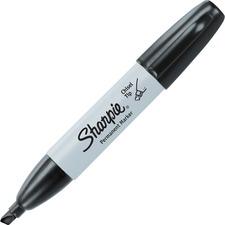 Sharpie Chisel Tip Permanent Marker - Chisel Marker Point Style - Black