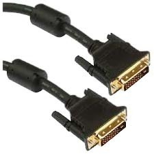 15ft DVI-D Dual Link M/M Cable / Mfr. No.: DVId-Mm-15f