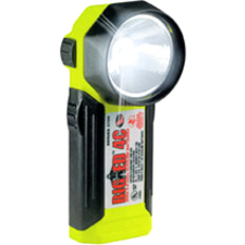 Big Ed 3700 Photoluminescent Flashlight Yellow / Mfr. No.: 3700-001-247