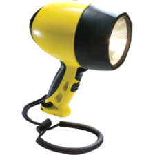 Nemo 4300 Flashlight 8c Yellow / Mfr. No.: 4300-017-244