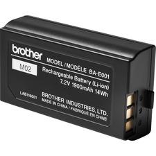 BRT BAE001 Brother Rechargeable Li-ion Battery Pack BRTBAE001