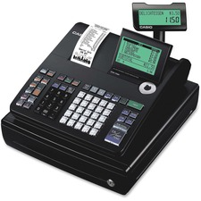 CSO PCRT500 Casio PCR-T500 10-line Display Cash Register CSOPCRT500