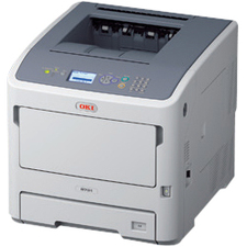 Okidata B731DN Monochrome Printer / Mfr. No.: 62442101