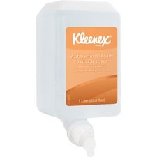 KCC91554EA - Kleenex Antibacterial Foam Cleanser Refill