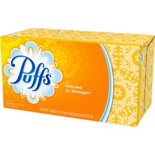 PGC 87611CT Procter & Gamble Puffs Basic Facial Tissue  PGC87611CT