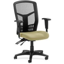 LLR8620058 - Lorell ErgoMesh Series Executive Mesh Back Chair