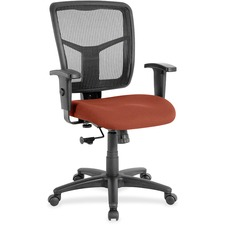 LLR8620939 - Lorell Managerial Mesh Mid-back Chair