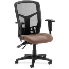 LLR8620036 - Lorell ErgoMesh Series Executive Mesh Back Chair