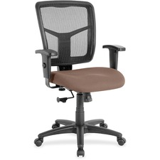 LLR8620936 - Lorell Managerial Mesh Mid-back Chair