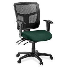 LLR8620150 - Lorell ErgoMesh Series Managerial Mid-Back Chair