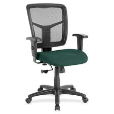 LLR8620942 - Lorell Managerial Mesh Mid-back Chair