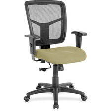 LLR8620958 - Lorell Managerial Mesh Mid-back Chair