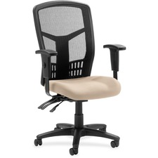 LLR8620089 - Lorell ErgoMesh Series Executive Mesh Back Chair