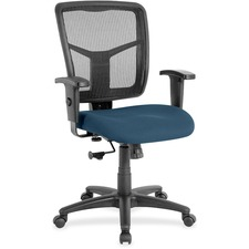 LLR8620938 - Lorell Managerial Mesh Mid-back Chair