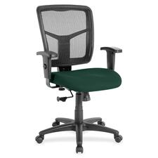LLR8620950 - Lorell Managerial Mesh Mid-back Chair