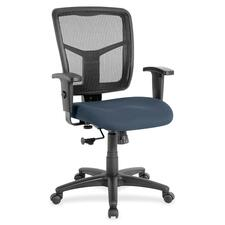 LLR8620984 - Lorell Managerial Mesh Mid-back Chair