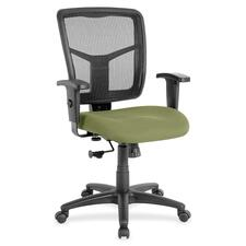 LLR8620948 - Lorell Managerial Mesh Mid-back Chair