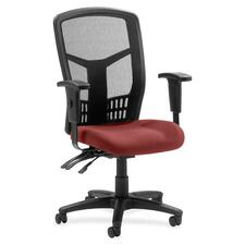 LLR8620088 - Lorell ErgoMesh Series Executive Mesh Back Chair