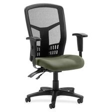 LLR8620085 - Lorell ErgoMesh Series Executive Mesh Back Chair