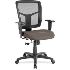 LLR8620965 - Lorell Managerial Mesh Mid-back Chair