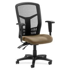 LLR8620093 - Lorell ErgoMesh Series Executive Mesh Back Chair