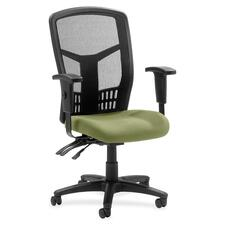 LLR8620048 - Lorell ErgoMesh Series Executive Mesh Back Chair