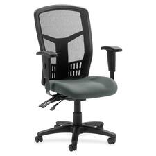 LLR8620032 - Lorell ErgoMesh Series Executive Mesh Back Chair