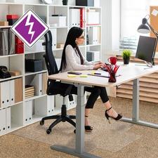 FLR319226LV - Computex Standard Lip Anti-static Chairmat