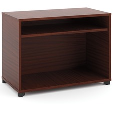 BSX MG30FOC1A1 Basyx Manage Series Chestnut Laminate Office Suite BSXMG30FOC1A1