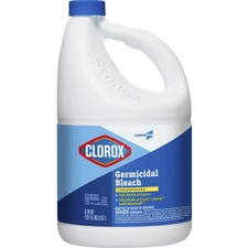 CLO 30966EA Clorox Concentrated Germicidal Bleach CLO30966EA