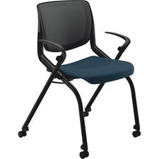 HON MN202RECU90 HON Motivate Seating Nsting Flex-back Stack Chairs HONMN202RECU90